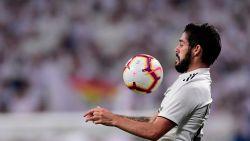 FT buitenland. Opdoffer Real Madrid net voor zware duels  - Gewezen Italiaans international test positief