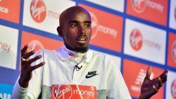 Heeft Sir Mo Farah iets te verbergen? Dubieus antwoord op dopingvraag brengt atleet in nauwe schoentjes
