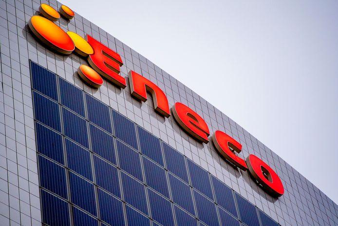 Het hoofdkantoor van Eneco in Rotterdam