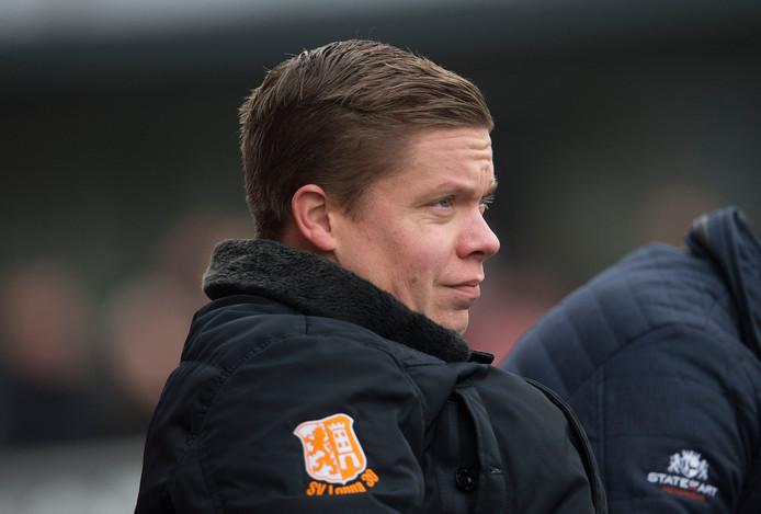 Longa'30-trainer Erik Zandstra was tevreden in Nuth.