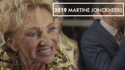 De goede voornemens van... Martine Jonckheere