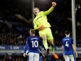 Everton heeft aan één schot op doel genoeg