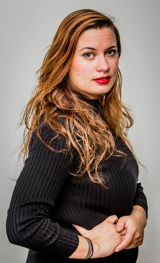 Journalist Babette Rijkhoff