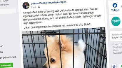 Heisa rond politiehumor op Facebook