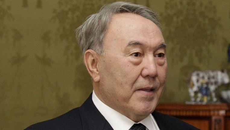Noersoeltan Nazarbayev Beeld anp