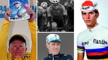 Van 'Jempi' Monseré, over Fabio Casartelli tot Wouter Weylandt: de (veel te) lange lijst van renners die stierven door hun passie