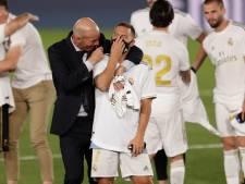Zidane: 'Eden Hazard is helemaal verlost van pijn'