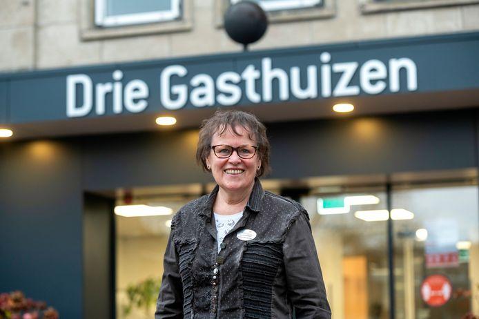 Mantelzorger José Bliekendaal heeft net als de bewoners van Drie Gasthuizen tijdens de 1e coronaperiode 4 maanden in quarantaine gezeten in het Arnhemse woonzorgcentrum.