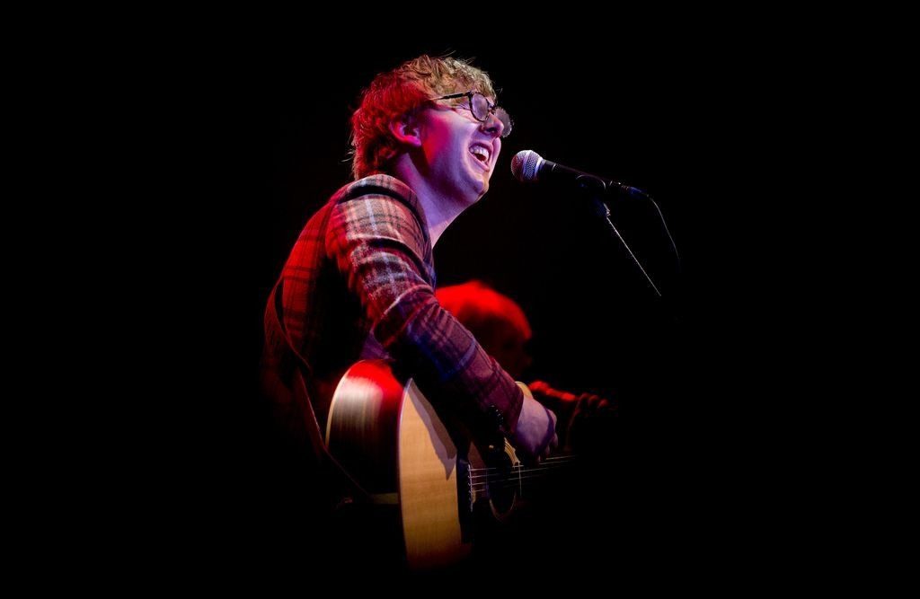 Singer/songwriter Rogier Pilgrim is een van de artiesten die op tweede pinksterdag in Den Ham gaat zingen.