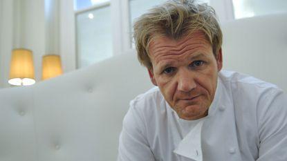 Tv-kok Gordon Ramsay wordt veganist