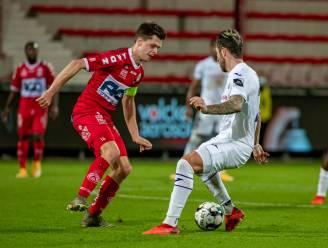"""Hannes Van Der Bruggen baalt na nederlaag KV Kortrijk: """"Anderlecht was niet veel beter"""""""