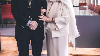 """102-jarige trouwt met 25 jaar jongere vriendin: """"Pure liefde"""""""