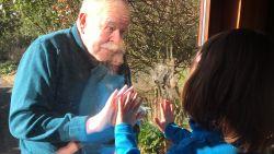 """De lockdown van acteur Anton Cogen (74): """"Ik heb een soort meditatieve rust ontwikkeld"""""""