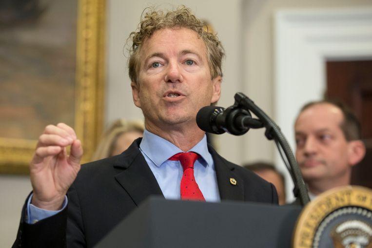 Mysterie groeit rond senator VS: waarom brak buurman zes ribben van Rand Paul?