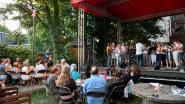Wereldmuziek in Café Jardin