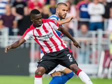 Cocu hekelt opbouw van achteruit bij PSV