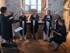 Gregoriaans gezang klinkt steeds vaker buiten de kerk, ook bij het gebedenboek van Maria van Gelre