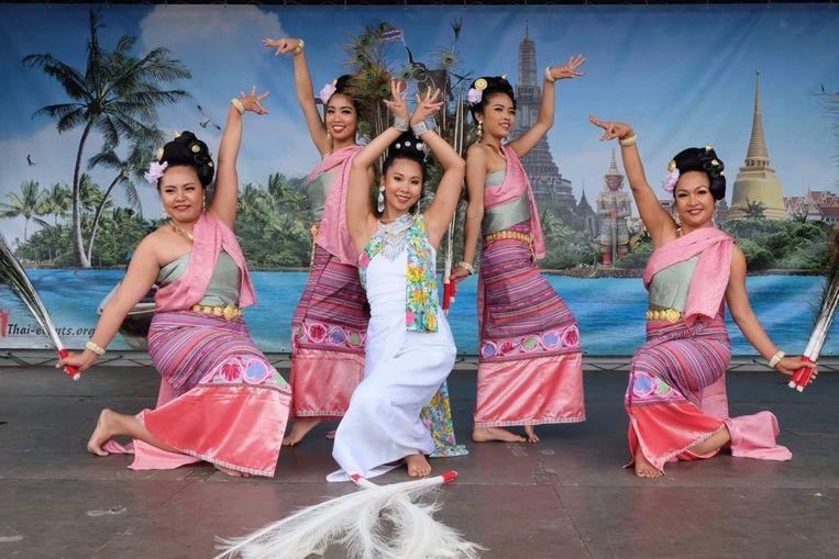 I love Thailandfestival in Bredene