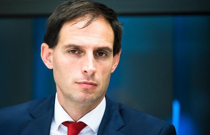 Minister Wopke Hoekstra van Financiën eiste opheldering van ING over de schikking.