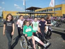 De Schijndelse vierdaagse, maar dan met de rolstoel