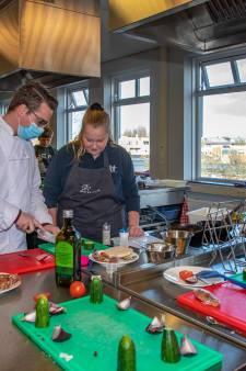 Op het Ostrea geeft de lerares Spaans ook kookles: 'We helpen scholieren hun talenten te ontdekken'