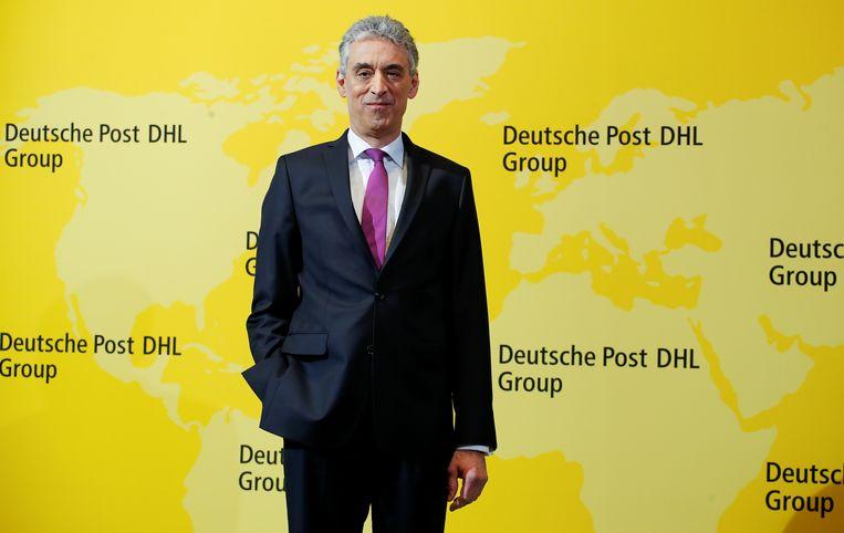 Frank Appel, CEO Deutsche Post DHL