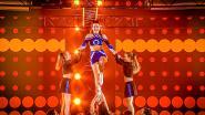 Vallen en opstaan voor Olga en Margaux in 'Beat VTM', maar wie is beste cheerleader?