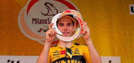 """Wout Van Aert honoré: """"Ça ressemblait à un jeudi normal... jusqu'à ce qu'Eddy Merckx m'appelle"""""""