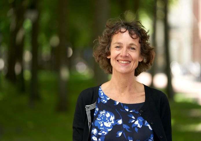Annette de Boer, directeur GGD Haaglanden.
