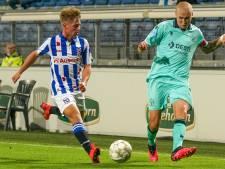 Samenvatting: sc Heerenveen - Willem II