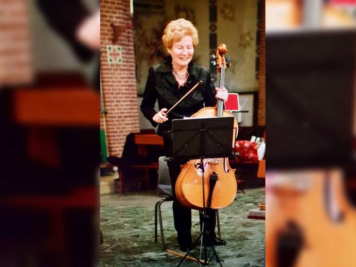 Op latere leeftijd een goede celliste worden? Charlotte (89) bewees dat je nooit te oud bent om te leren