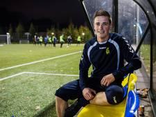 Sarto-nieuwkomer Tim Dominicus scorend succes