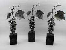 Ramon Jahn ontwerpt prijzen voor de beste wijn