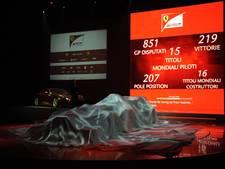 Nieuwe Ferrari over twee maanden gepresenteerd