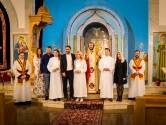 Bij de doop vermengt zich Nederlands met Aramees