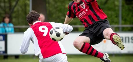 Sportclub Overdinkel neemt afscheid van Krikke en De Wagt