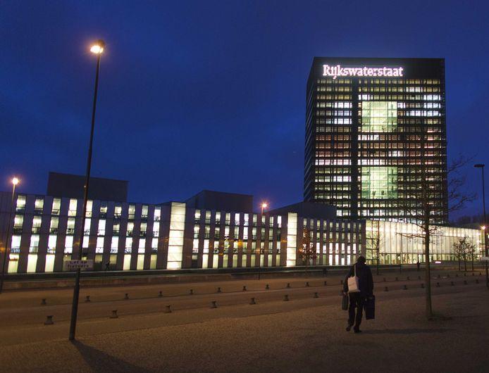 Kantoor van Rijkswaterstaat in Utrecht.