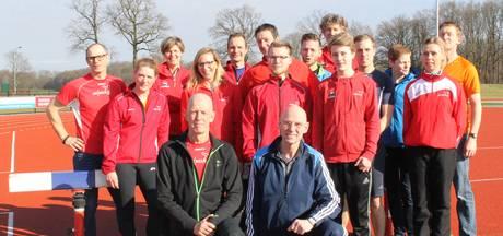 Voormalig topatleet traint atletiektrainers Archeus Winterswijk