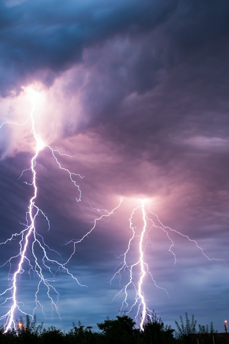 Zware onweersbuien op komst: kans op flinke wateroverlast