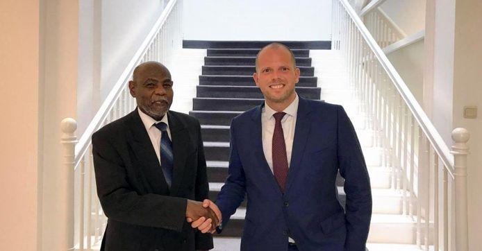 La collaboration du gouvernement belge avec le régime soudanais avait déclenché une vive polémique. Theo Francken s'était retrouvé dans l'oeil du cyclone.