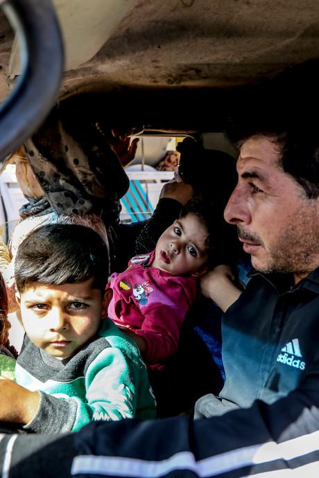 Waarom gaan Syriërs niet terug? Vluchtelingen dromen over het onmogelijke