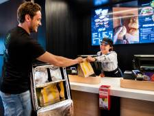 Leidschendammers kunnen Big Mac nu ook thuis laten bezorgen