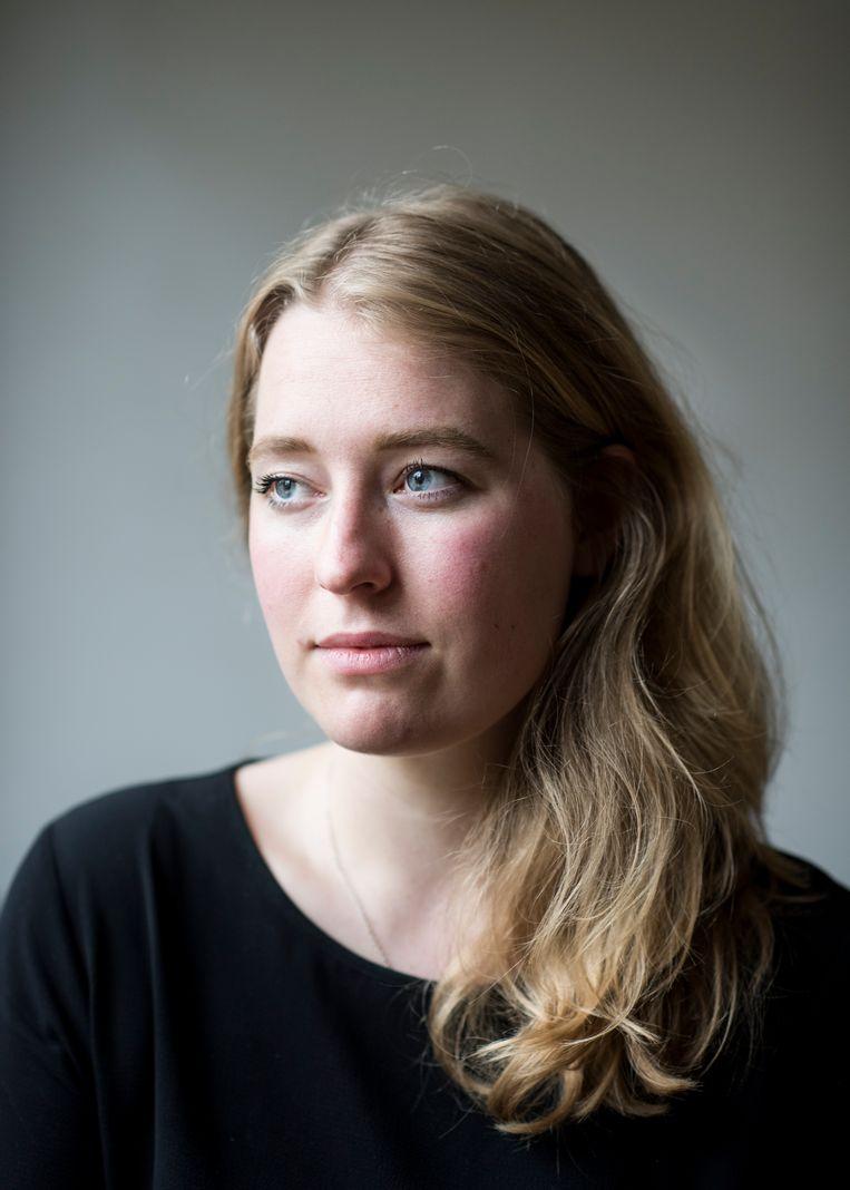 Mirjam Ploeg: 'Ze zeiden steeds: die klap komt nog wel. Pas na anderhalf jaar dacht ik: ik denk niet meer dat die gaat komen.' Beeld Linelle Deunk