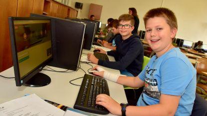 Hacker legt netwerk scholengroep plat