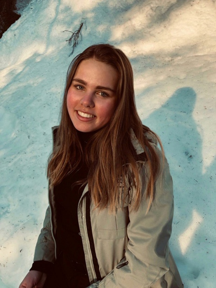 Vera Driessen, examenrubriek, eigen foto