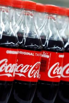 Belastinglast drukt Coca-Cola in het rood