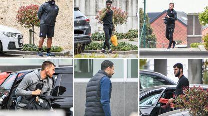 Anderlecht opent zijn deuren: twee derde spelersgroep aanwezig, Vercauteren weer écht T1