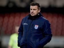 PEC Zwolle en trainer John Stegeman gaan na dit seizoen uit elkaar