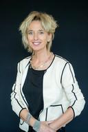 Grete Visser , een van de nieuwe wethouders van D66.