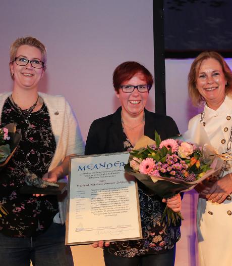 Meander niet meer jaarlijks uitgereikt in Zutphen